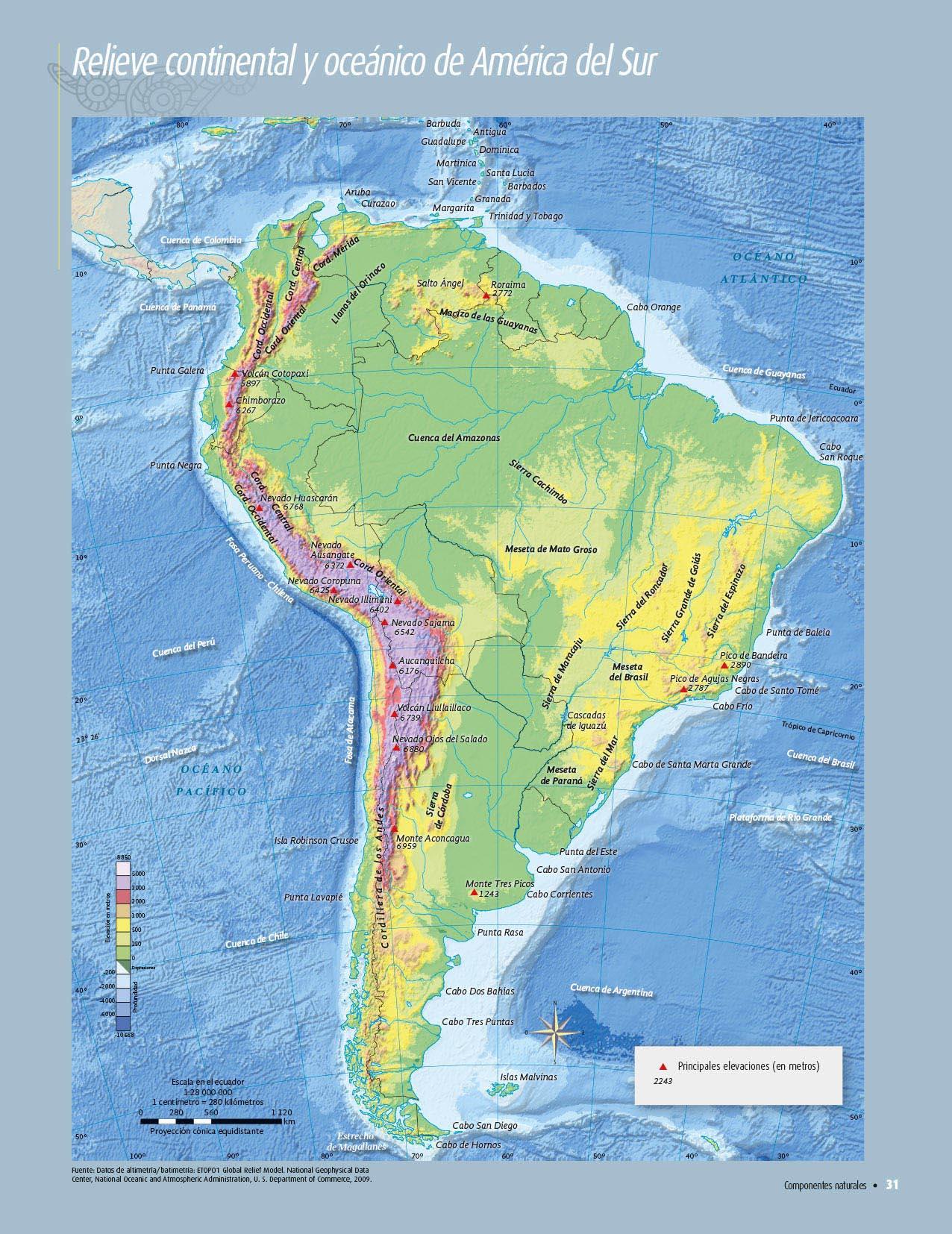 Atlas del Mundo Quinto grado 2020-2021 - Página 31 de 121 ...