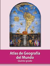 Atlas del Mundo Quinto grado página 001