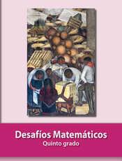Desafíos Matemáticos Quinto grado página 001