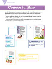 Lengua Materna Español Quinto grado página 004