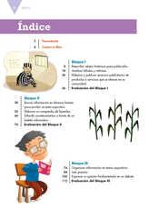 Lengua Materna Español Quinto grado página 006