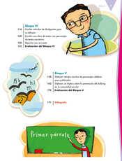 Lengua Materna Español Quinto grado página 007