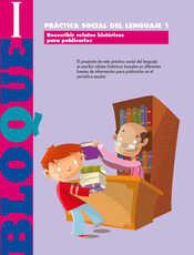Lengua Materna Español Quinto grado página 008