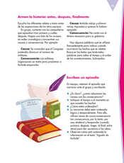 Lengua Materna Español Quinto grado página 015