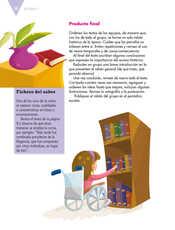 Lengua Materna Español Quinto grado página 016