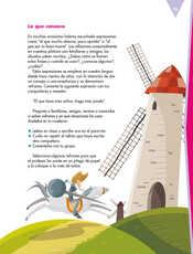 Lengua Materna Español Quinto grado página 019