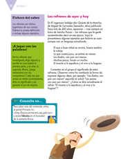 Lengua Materna Español Quinto grado página 020