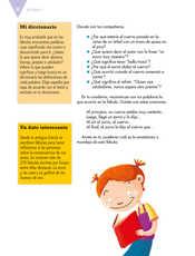 Lengua Materna Español Quinto grado página 022