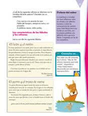 Lengua Materna Español Quinto grado página 023