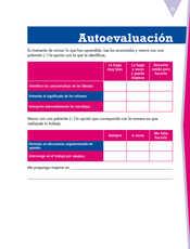 Lengua Materna Español Quinto grado página 025