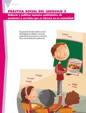 Lengua Materna Español Quinto grado página 026