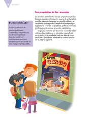 Lengua Materna Español Quinto grado página 028