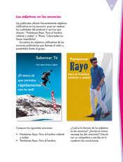 Lengua Materna Español Quinto grado página 031