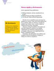 Lengua Materna Español Quinto grado página 032