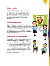 Lengua Materna Español Quinto grado página 039