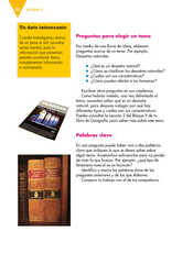 Lengua Materna Español Quinto grado página 040