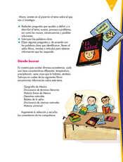 Lengua Materna Español Quinto grado página 041