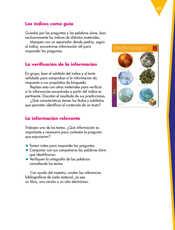 Lengua Materna Español Quinto grado página 043
