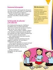 Lengua Materna Español Quinto grado página 047