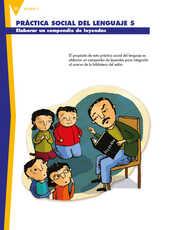 Lengua Materna Español Quinto grado página 050