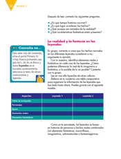 Lengua Materna Español Quinto grado página 054