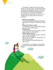 Lengua Materna Español Quinto grado página 056