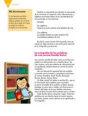 Lengua Materna Español Quinto grado página 060