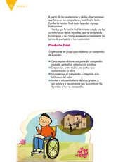 Lengua Materna Español Quinto grado página 062