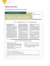 Lengua Materna Español Quinto grado página 066