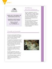 Lengua Materna Español Quinto grado página 068