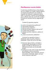 Lengua Materna Español Quinto grado página 070
