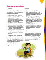 Lengua Materna Español Quinto grado página 071