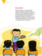 Lengua Materna Español Quinto grado página 072