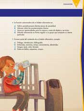 Lengua Materna Español Quinto grado página 075