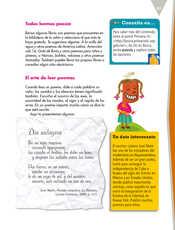 Lengua Materna Español Quinto grado página 087