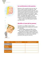 Lengua Materna Español Quinto grado página 090