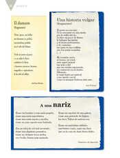 Lengua Materna Español Quinto grado página 092