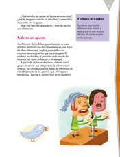 Lengua Materna Español Quinto grado página 097
