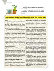 Lengua Materna Español Quinto grado página 102
