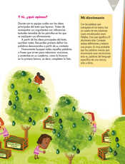 Lengua Materna Español Quinto grado página 107