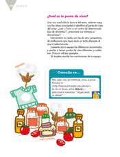 Lengua Materna Español Quinto grado página 108