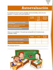 Lengua Materna Español Quinto grado página 111