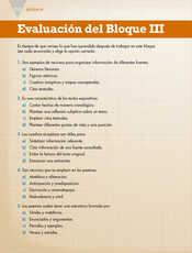 Lengua Materna Español Quinto grado página 112