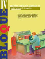 Lengua Materna Español Quinto grado página 114