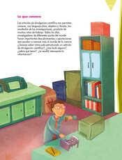 Lengua Materna Español Quinto grado página 115