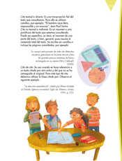 Lengua Materna Español Quinto grado página 123
