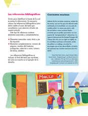 Lengua Materna Español Quinto grado página 124