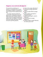 Lengua Materna Español Quinto grado página 125