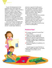 Lengua Materna Español Quinto grado página 126
