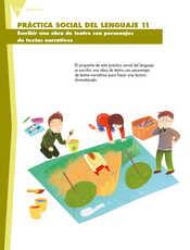 Lengua Materna Español Quinto grado página 128